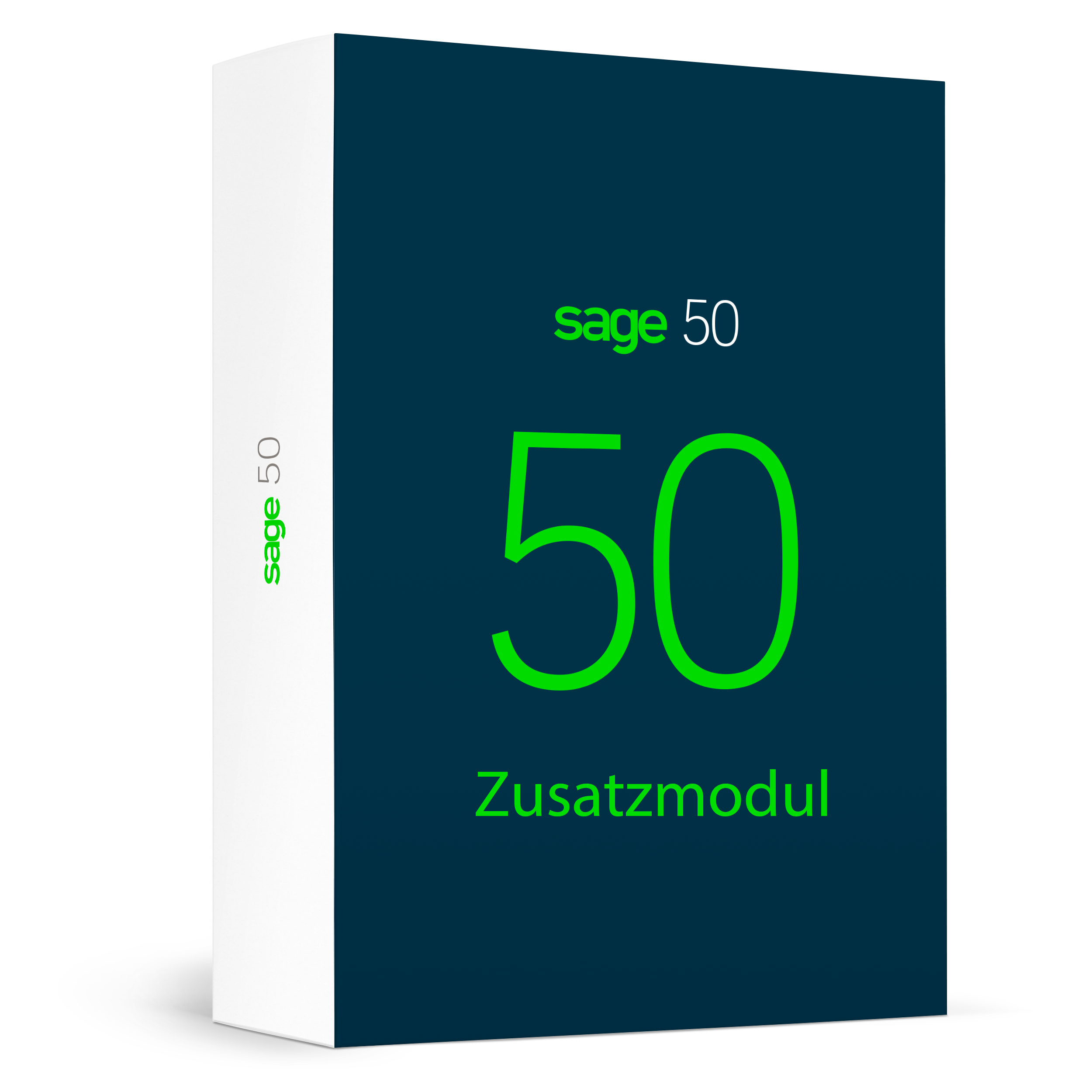 Sage 50 Connected - Business Cloud Lohnabrechnung